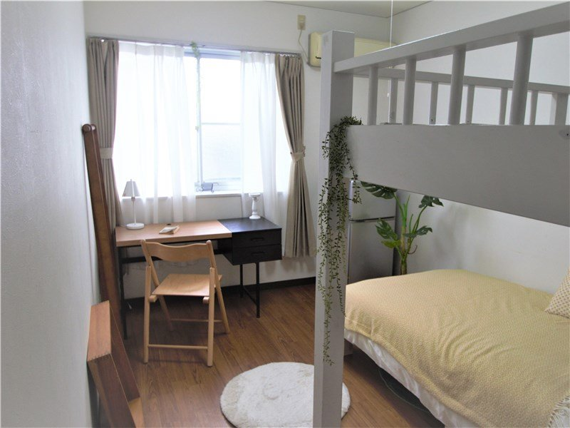 guesthouse sharehouse オークハウス西東京 room206