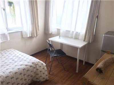 guesthouse sharehouse 오크하우스 니시도쿄 room216
