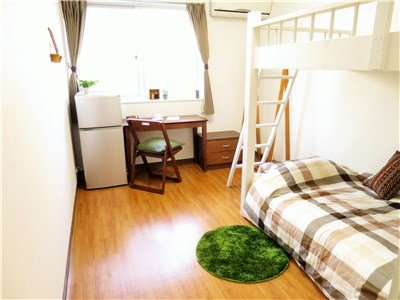 guesthouse sharehouse 오크하우스 니시도쿄 room228
