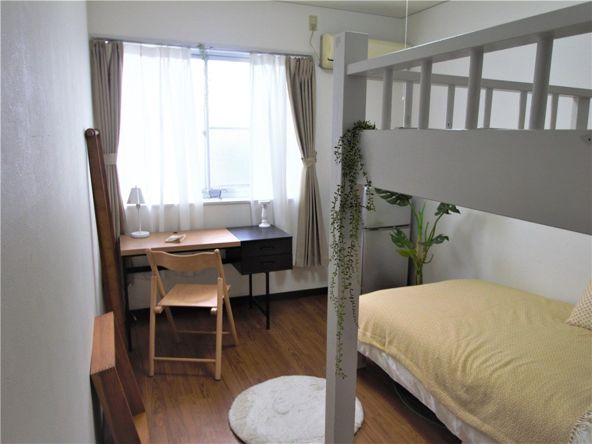 guesthouse sharehouse オークハウス西東京 room221