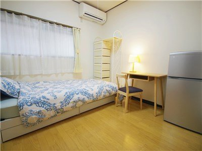 guesthouse sharehouse オークハウス浦和ガーデン room204