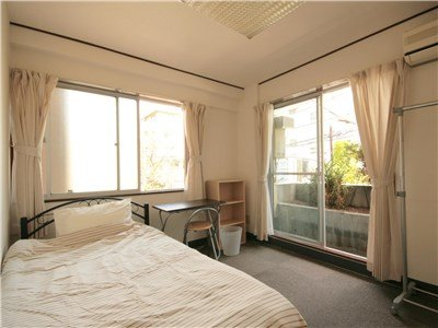 guesthouse sharehouse Forest House六本木。 room201A