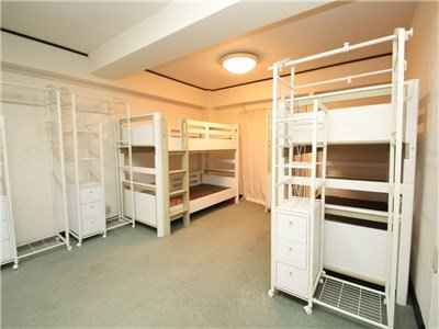 guesthouse sharehouse Forest House六本木。 room202D