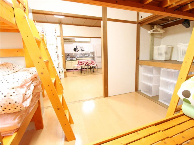 guesthouse sharehouse オークハウス吉祥寺3 room115