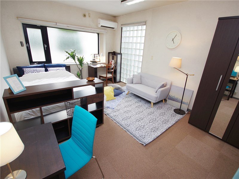 guesthouse sharehouse プレミアWARABI(蕨) room102