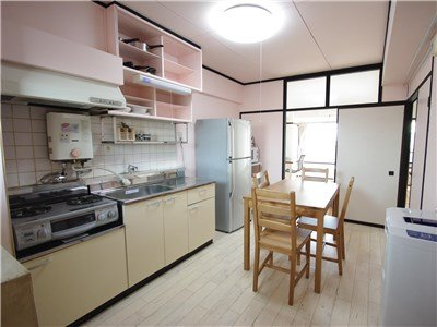 guesthouse sharehouse オークアパートメント西新井 roomB-402