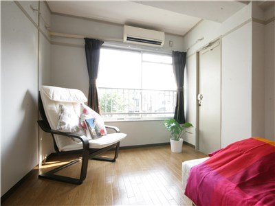 guesthouse sharehouse オークアパートメント西新井 roomB-405