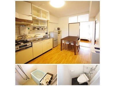 guesthouse sharehouse オークアパートメント西新井 roomC-201