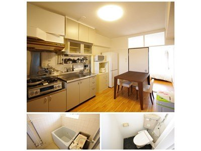 guesthouse sharehouse オークアパートメント西新井 roomC-301