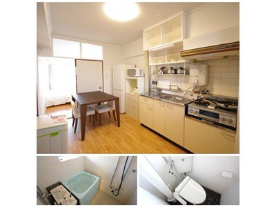 guesthouse sharehouse オークアパートメント西新井 roomC-302