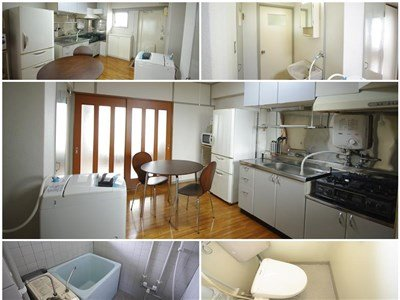guesthouse sharehouse オークアパートメント西新井 roomB-401
