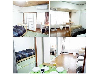 guesthouse sharehouse オークアパートメント西新井 roomA-406