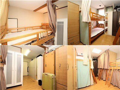 guesthouse sharehouse OAKHOUSE SHINAGAWA OSAKI room201C-U