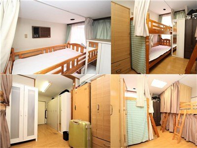 guesthouse sharehouse OAKHOUSE SHINAGAWA OSAKI room201A-U