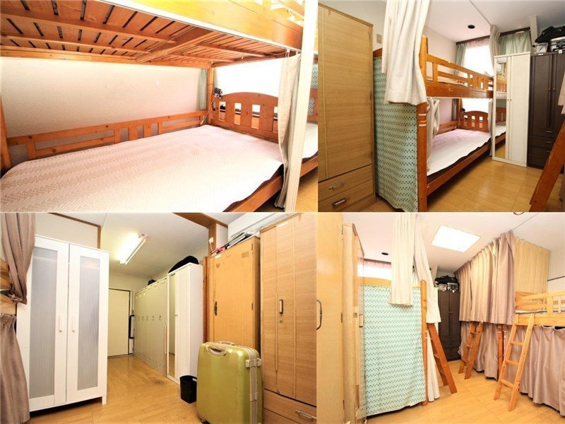 guesthouse sharehouse オークハウス品川大崎 room201A-B