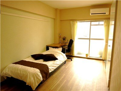 guesthouse sharehouse SOCIAL RESIDENCE TAMA PLAZA room209