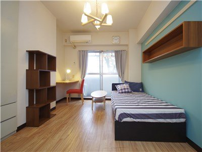 guesthouse sharehouse Social residence  타마플라자 room212