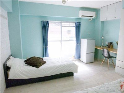 guesthouse sharehouse SOCIAL RESIDENCE TAMA PLAZA room223a