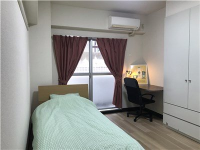 guesthouse sharehouse SOCIAL RESIDENCE TAMA PLAZA room232