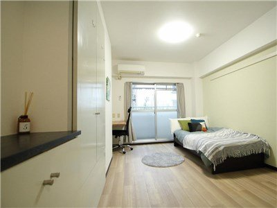 guesthouse sharehouse Social residence  타마플라자 room239