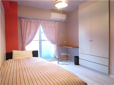 guesthouse sharehouse SOCIAL RESIDENCE TAMA PLAZA room313