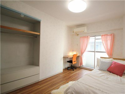 guesthouse sharehouse SOCIAL RESIDENCE TAMA PLAZA room327