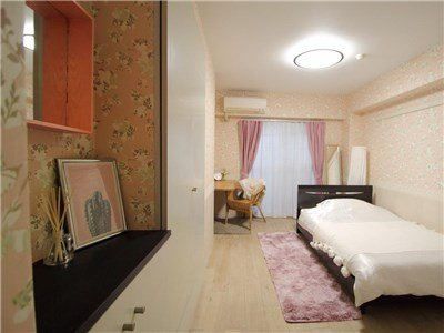 guesthouse sharehouse SOCIAL RESIDENCE TAMA PLAZA room333