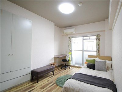 guesthouse sharehouse SOCIAL RESIDENCE TAMA PLAZA room337