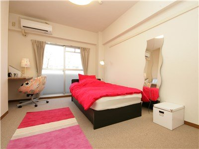 guesthouse sharehouse SOCIAL RESIDENCE TAMA PLAZA room402