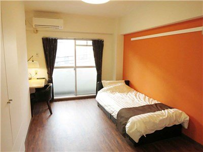guesthouse sharehouse SOCIAL RESIDENCE TAMA PLAZA room404