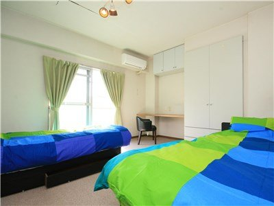 guesthouse sharehouse SOCIAL RESIDENCE TAMA PLAZA room419a