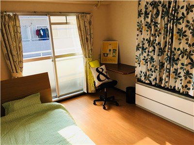 guesthouse sharehouse SOCIAL RESIDENCE TAMA PLAZA room422
