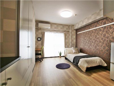 guesthouse sharehouse SOCIAL RESIDENCE TAMA PLAZA room425