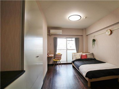 guesthouse sharehouse SOCIAL RESIDENCE TAMA PLAZA room433