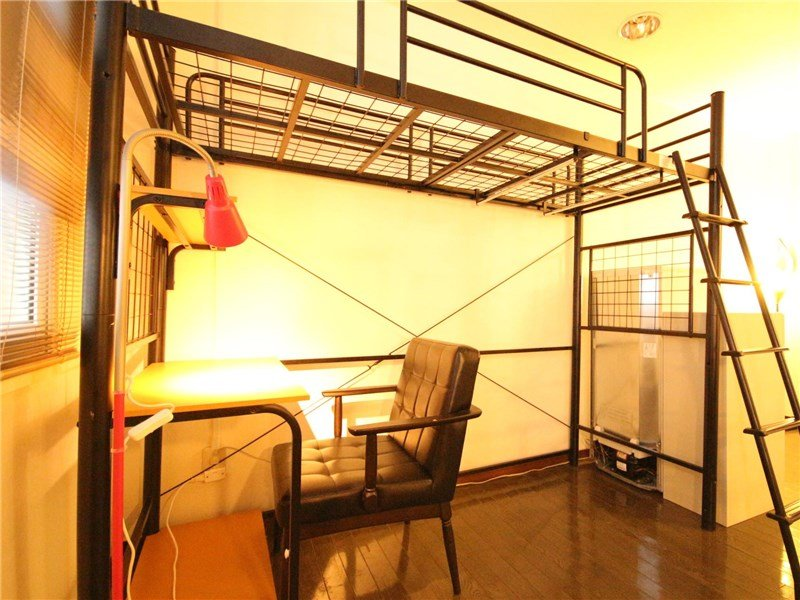 guesthouse sharehouse Social residence  타마플라자 room100C