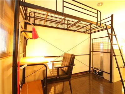 guesthouse sharehouse SOCIAL RESIDENCE TAMA PLAZA room100C