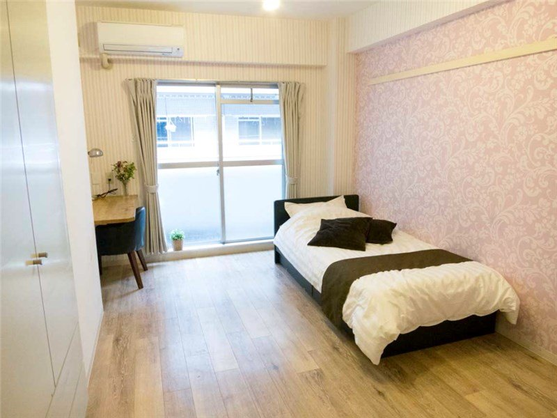 guesthouse sharehouse Social residence  타마플라자 room216