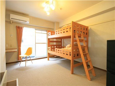 guesthouse sharehouse SOCIAL RESIDENCE TAMA PLAZA room328a