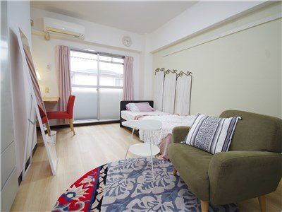 guesthouse sharehouse Social residence  타마플라자 room339