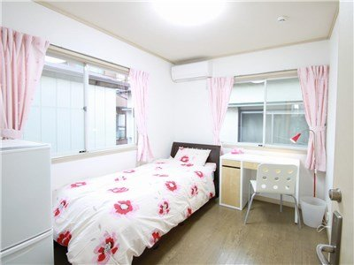 guesthouse sharehouse 오크하우스 카와사키 building16