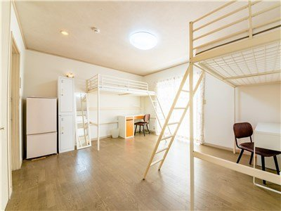 guesthouse sharehouse 오크하우스 카와사키 building3