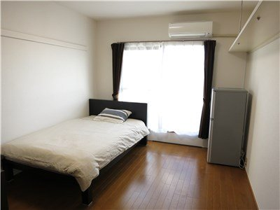 guesthouse sharehouse PARK VIEW AOBADAI room109