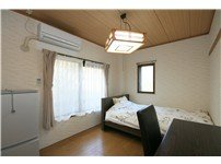 guesthouse sharehouse PARK VIEW AOBADAI room111
