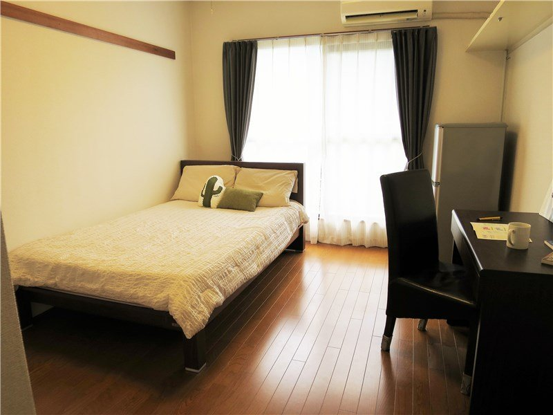 guesthouse sharehouse パークビュー青葉台 room201