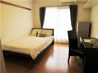 guesthouse sharehouse PARK VIEW AOBADAI room201