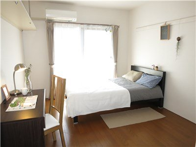 guesthouse sharehouse PARK VIEW AOBADAI room208