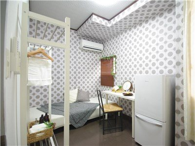 guesthouse sharehouse オークハウス東向島 room202