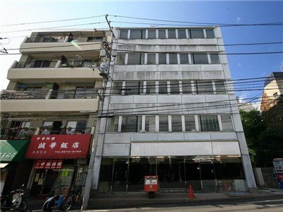 guesthouse sharehouse OAKHOUSE新宿City View building13
