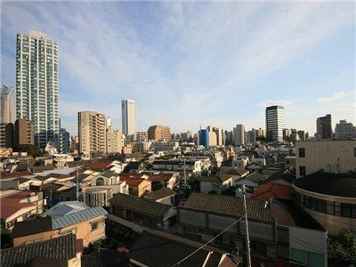 guesthouse sharehouse OAKHOUSE新宿City View building15