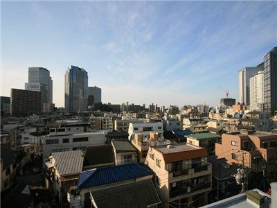 guesthouse sharehouse OAKHOUSE新宿City View building16